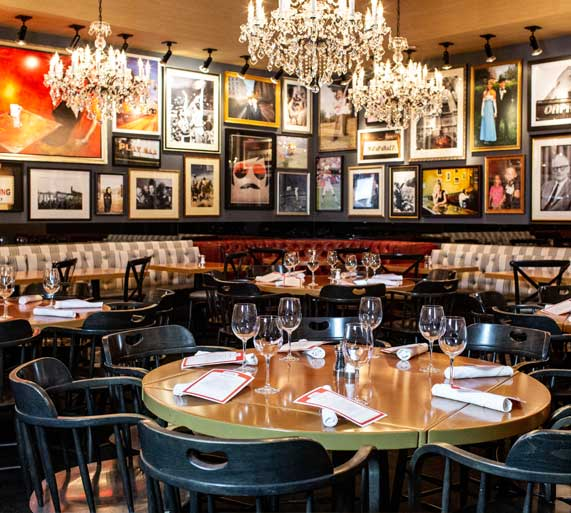 Private Dining and Large Group Events at The Arrogant Butcher